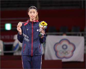 不只是奧運明星 陳詩欣盼羅嘉翎成巨星