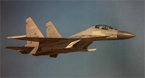 快新聞/台美剛簽備忘錄 中國軍機各機型都來「共計20架次」創新高