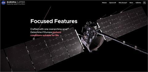 發射太空船至木星衛星 SpaceX包辦