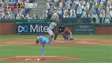 MLB/開季連12場開轟再創紀錄 洋基一分之差沒能逆轉