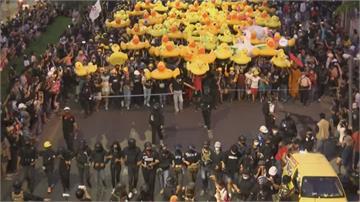 泰國反政府示威續升溫 要求王室將部隊指揮權歸還軍方