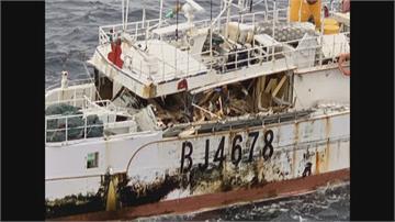 我漁船漂流中途島海域 海巡遠航千里救援