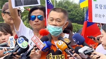 不甩韓國瑜勸退出征 黃正忠堅持周末凱道遊行