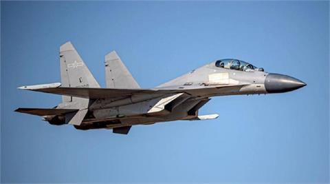 快新聞/中國軍機再次擾台! 殲16機2架次、運8反潛機1架次闖我西南空域