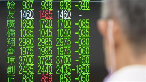 疫情拖累台股 收盤重挫652點 史上第三慘