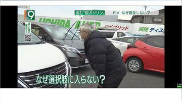 環保抬頭電動車夯 日本銷售還需推一把