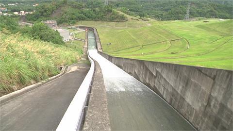 久違湖光山色美景回來了!湖山水庫蓄水量達100%