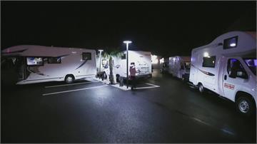 比利時防疫用餐成效佳 料理送上露營車露營車餐廳訂位爆滿 租一次台幣850元!