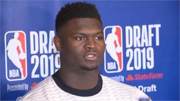 NBA選秀會明登場!杜克大學前鋒威廉森可望成狀元