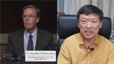 美準駐中大使籲「停止霸凌台灣」 《環球》總編嗆:一定會碰釘子