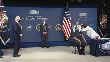 美國已打5千萬劑疫苗 FDA最快週五批准嬌生疫苗