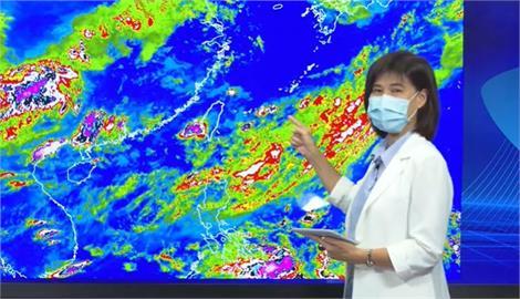 快新聞/南部明後天有望陽光露臉! 氣象局:太平洋高壓往西「天氣越來越悶熱」