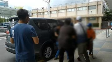 移工糾紛爆衝突 泰籍移工遭雇主強押上車