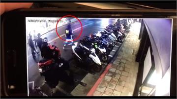 公館商圈驚傳持刀攻擊!男子不滿店家服務刺傷店員腹部