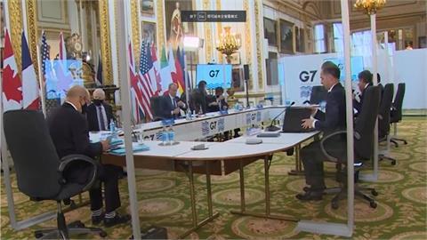 G7外長公報: 挺台參與WHO世衛論壇與WHA世衛大會