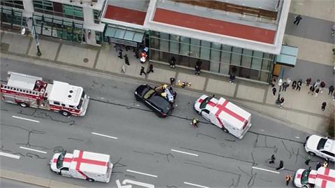 加拿大傳圖書館砍人 1死6傷1男子被捕