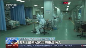 武肺疫情又燒 河北黑龍江病毒續擴散