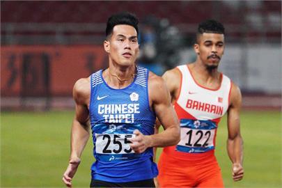 東奧/「台灣最速男」今18:45出賽男子100公尺 賴清德:我們一起為楊俊瀚加油