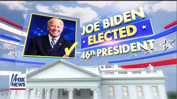拜登拿下290選舉人票勝選 川普:離結束還很早