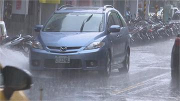 洩洪型暴雨來了 北北基超大豪雨特報