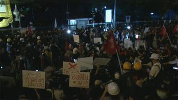228鎮壓後再上街 泰國反政府示威持續