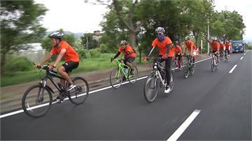 挑戰1000公里大成功!苗栗農工17名學生單車環島