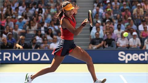 網球/印第安泉大賽多人退賽 「美網冠軍」拉杜卡努獲外卡資格救票房