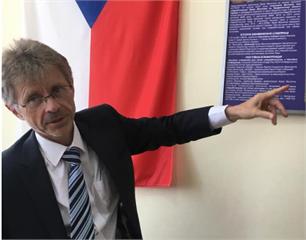 快新聞/捷克參院議長月底率團訪台 布拉格市長、已故參院議長遺孀同行