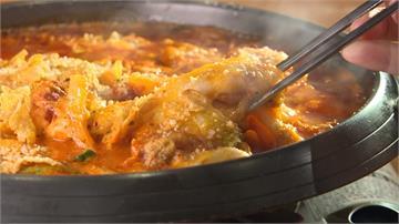 鐵工開韓式餐廳!金黃起司雞牽絲滿口奶香