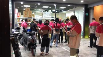 快新聞/熊貓超市商品錯標1折湧客群 台南外送員被「訂單綁架」