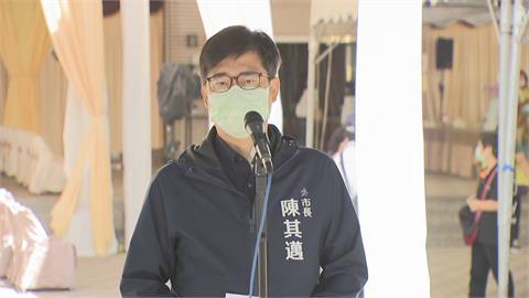 快新聞/議員要求為城中城大火「揮淚斬馬謖」 陳其邁:現階段先讓後事圓滿