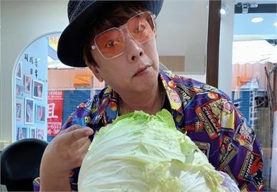 曹西平買高麗菜2顆400元曝「真實狀況」嘆生活難!農糧署回應了