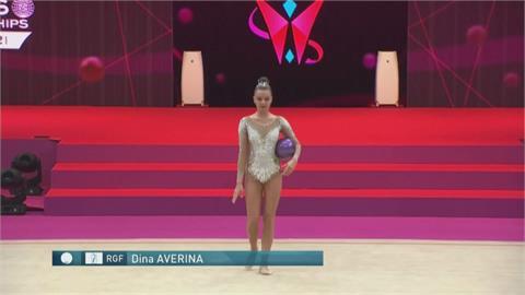 世界韻律體操錦標賽首日 俄雙胞胎姊妹奪2金1銀