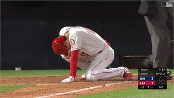 MLB/新人王兩樣情 天使大谷挨球吻、勇士阿庫尼亞雙響砲