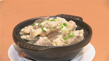 「芋奶雞」不加一滴鮮奶 芋頭綿密化開 一鍋乳白香氣十足