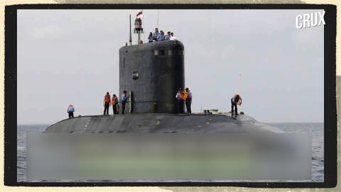 全球/中國公開最新核潛艦 印度壓力大拚潛艦升級