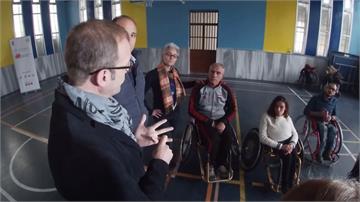 敘利亞舉辦殘障運動營 協助社交找回自信