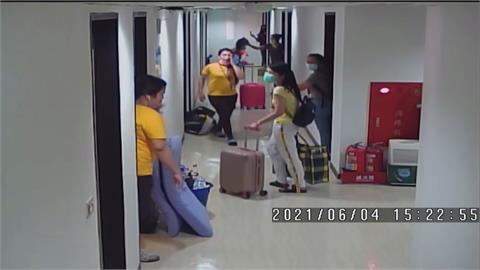 仲介將32移工送進一般旅館6人確診 林智堅痛批:重罰100萬