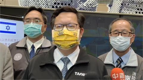 快新聞/10大政治領袖民調排名第三 鄭文燦:平常心面對