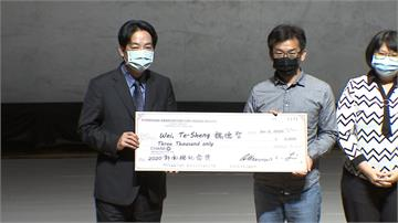 賽德克、KANO在地視角 魏德聖獲鄭南榕紀念獎