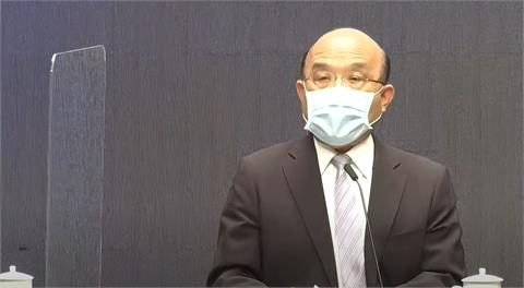 快新聞/再2天迎來二級管制 蘇貞昌:降級不是取消警戒!不能鬆懈