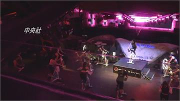 去夜店健身?疫情強迫創新 新加坡夜店增設飛輪教室