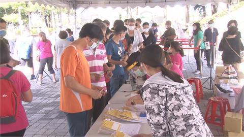 台南規劃3處大型疫苗接種站開打 嘉義縣300多位員警率先施打
