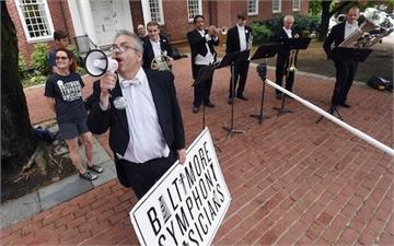 頂尖樂團也難逃財務危機!巴爾的摩交響樂團成員遭減薪並停工