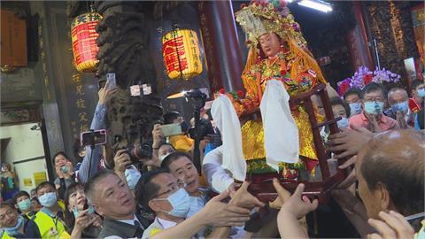 白沙屯媽祖進香 7天狂吸超過5萬人報名