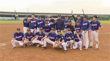 第五屆新聞盃棒球賽 民視棒球隊光榮奪第四