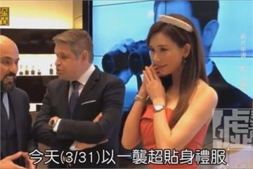 爆婚訊後首度亮相 林志玲表明「沒有戀情」