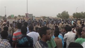 蘇丹抗議軍政府暴政 血腥鎮壓釀7死181傷