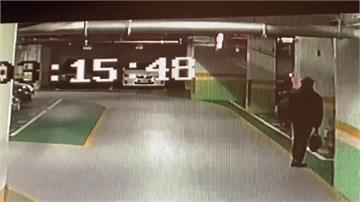 車子疑遭債權公司噴漆、貼借據 男子怒報警