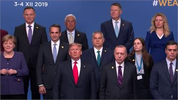 全球/北約70年高峰會 川普不爽被嘲諷拂袖而去